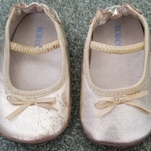 Robeez baby shoes (9-12) months